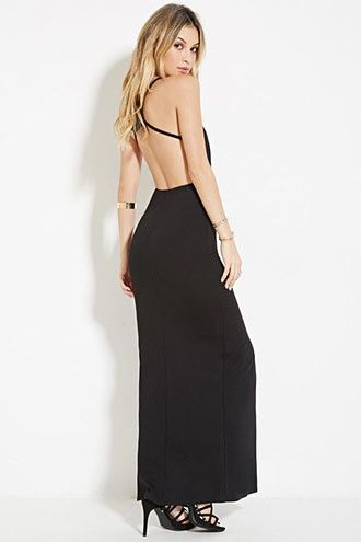 Dennerle co2 flipper maxi dress