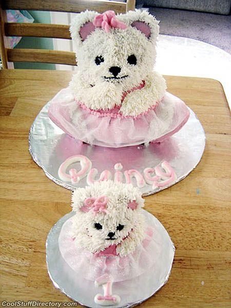 Animal Shaped Cake