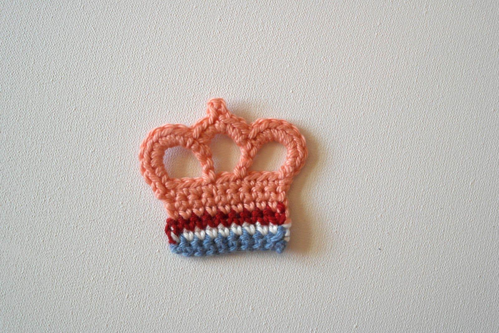 Haken Voor Kinderen Kroontje Haken Crochet Pinterest Crochet