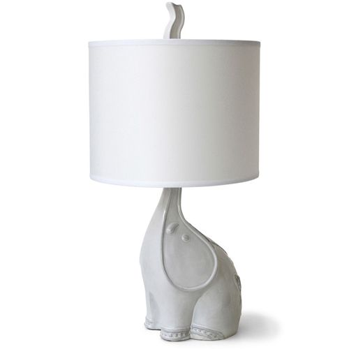 Make Baby S Space Glow With Gorgeous Nursery Lighting Project Nursery Elephant Lamp Elephant Table Lamp Elephant Table