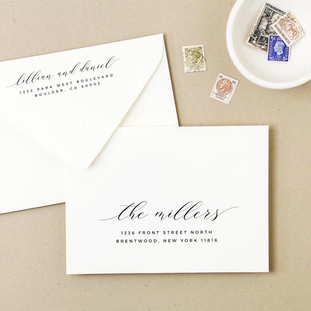 8 Ways To Dress Up Your Envelopes Mj Creative Co Printable Wedding Envelopes Wedding Invitation Envelopes Wedding Envelopes