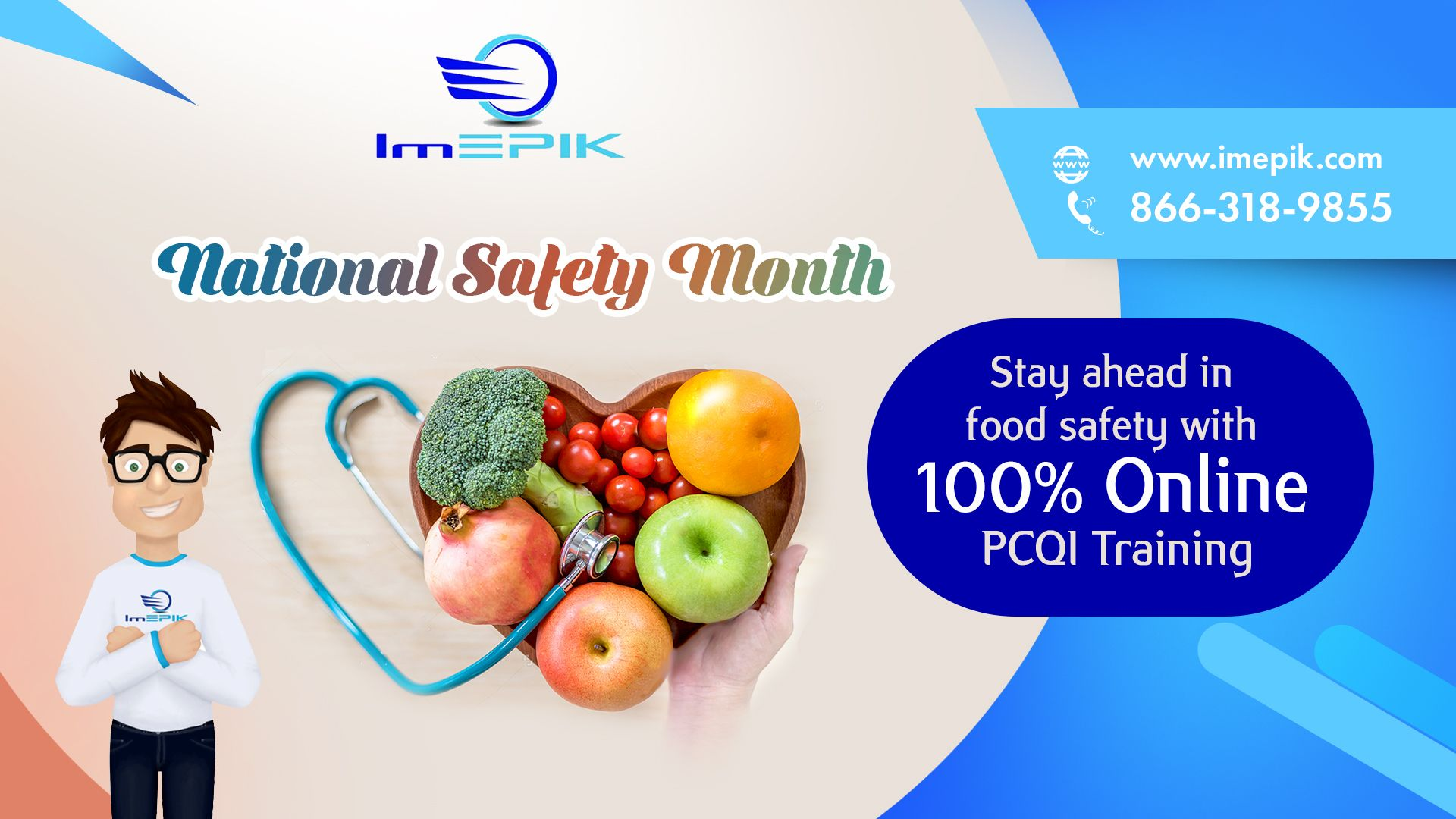 Create A Strong Food Safety Culture To Protect The Public And Your Company Find Out More Nationalsafetymonth Pcqi Onlinetraining Ime Food Safety