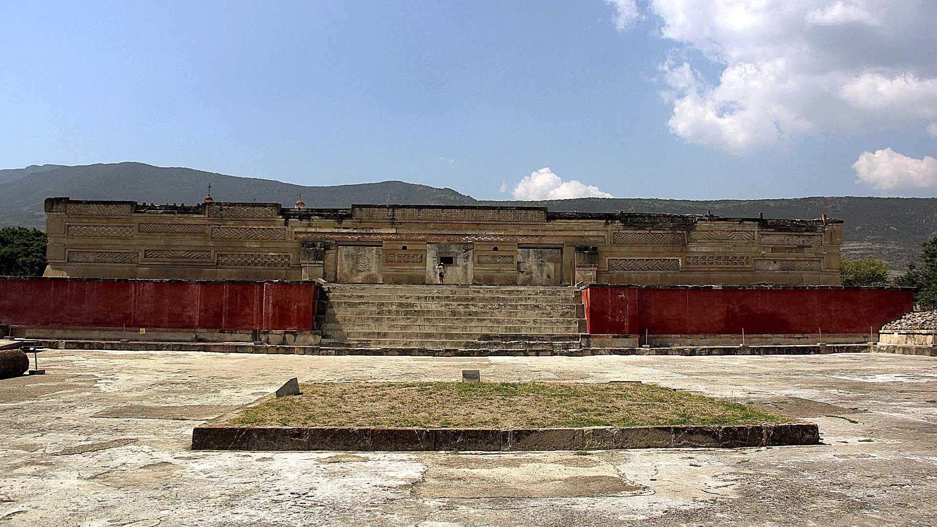 These areas were occupied by the rulers of the site. After the decline of Monte Alban, several citie... - #after #areas #decline #monte #occupied #rulers #these - #Oaxaca