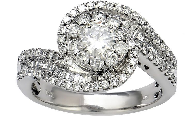 Fine Jewelry LIMITED QUANTITIES1 CT. T.W. Diamond Marquise-Cut Ring TjlqkpG06