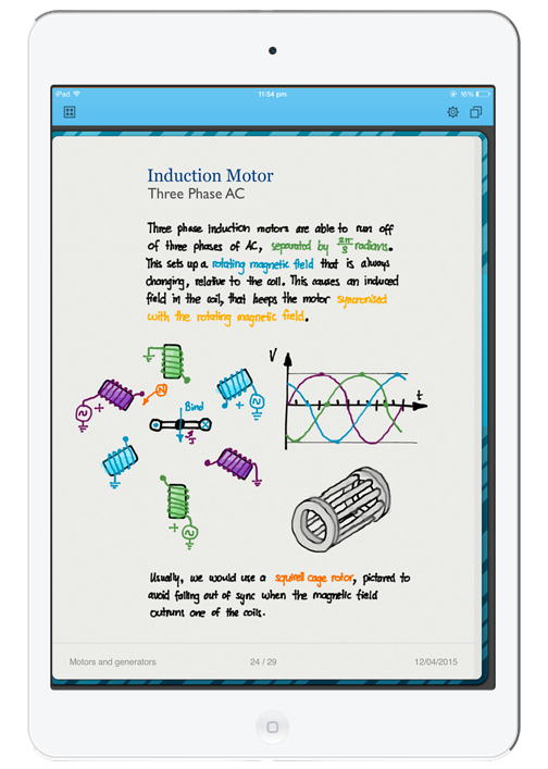 Noteshelf Best Note Taking App for iPad Good notes