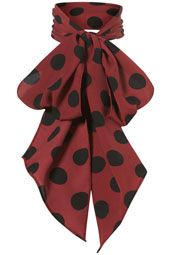 this is such a cute scarf, wear it over a plain black long sleeve shirt, or a white long sleeve button down...CUTE!
