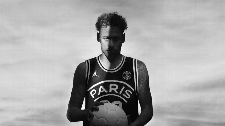 buy popular 0773f d2ede Neymar stars as Paris Saint-Germain launch Jordan branded ...