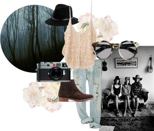 """""""When will you go on a journey?"""" by stamppu on Polyvore"""