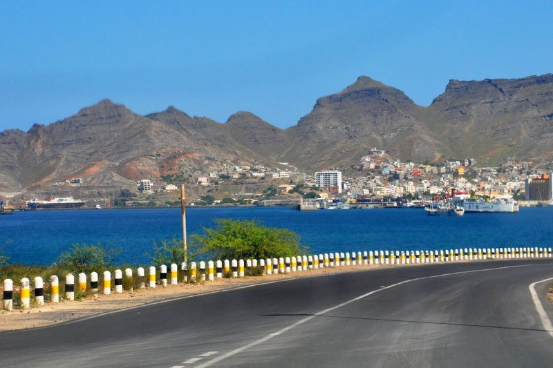 Ilha De Sao Vicente Cabo Verde Cabo Verde Comunidad