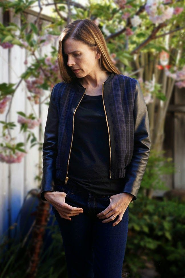clothscissorsneedle: Named Clothing Mai Zip Jacket