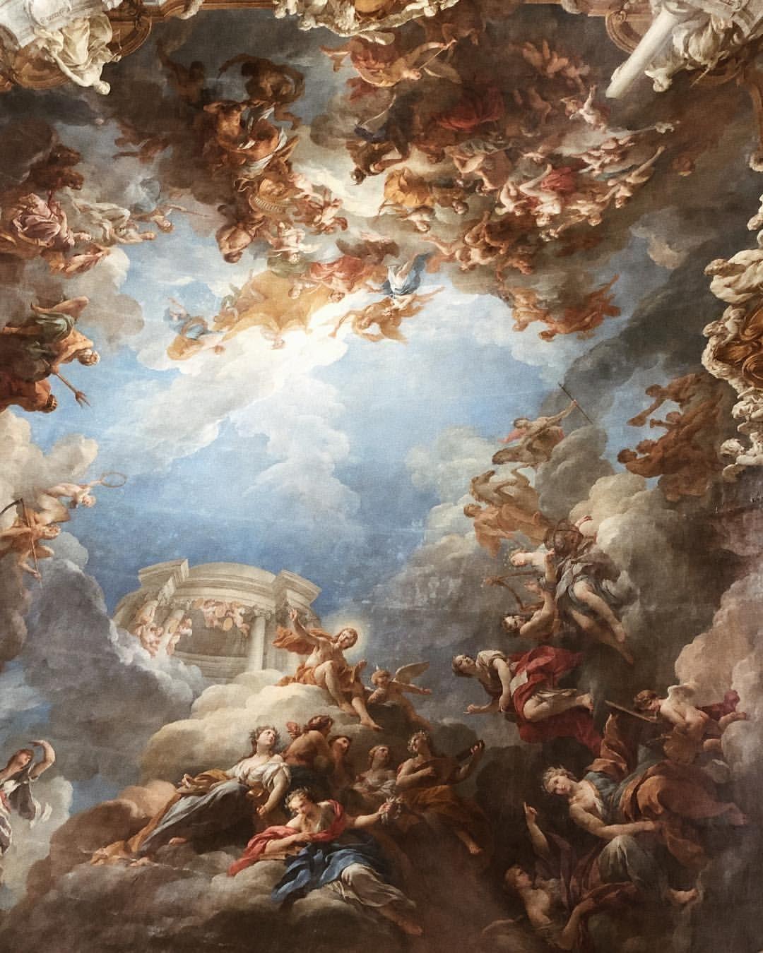 Greek Art Wallpaper : greek, wallpaper, Angelic, Skies, Stormy, #takemeback, Aesthetic, Greek, Paintings,, Painting