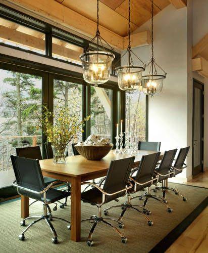 Hgtv Dining Room Lighting: 2011 HGTV Dream Home With Ethan Allen Furniture
