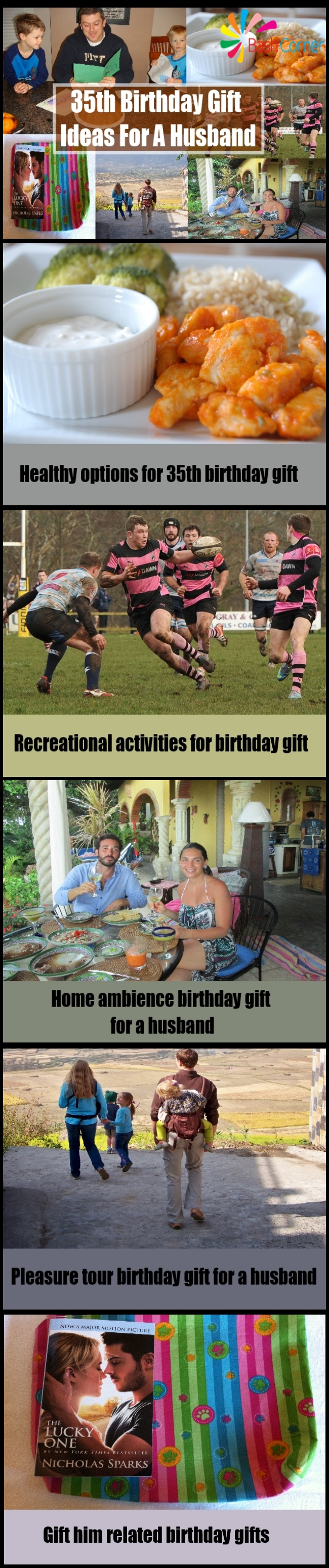 35th birthday gift ideas for a husband | gift ideas | pinterest