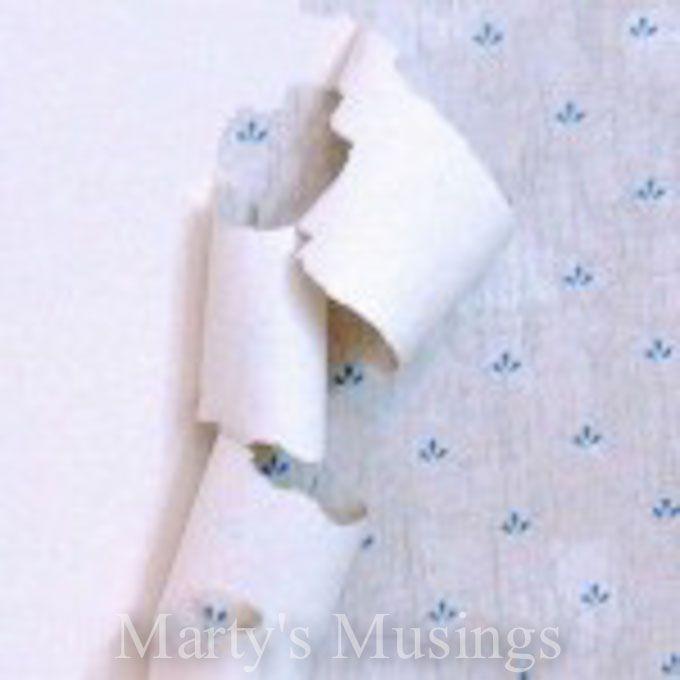 Remove Peeling Paint Bathroom Wall: Marty's Musings Handyman