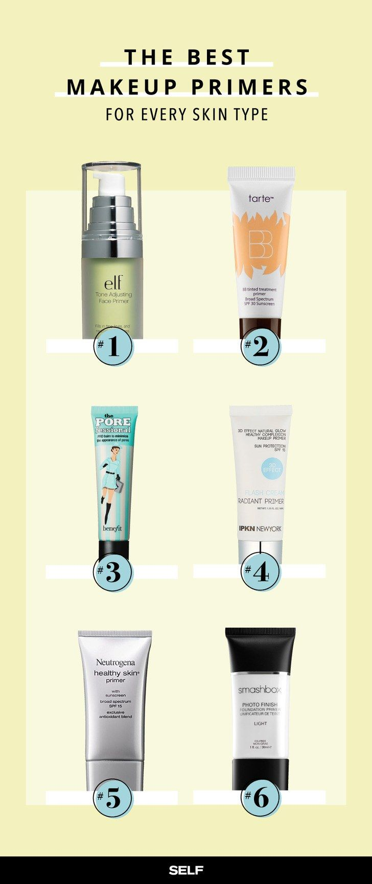 Photo of These Makeup Primers Are So Good You'll Skip