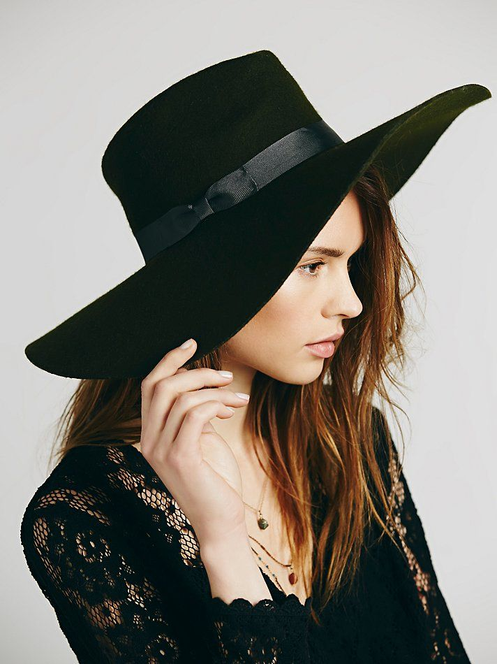fbd34f485bdcb Lack of Colour Montana Wide Brim Hat at Free People Clothing Boutique