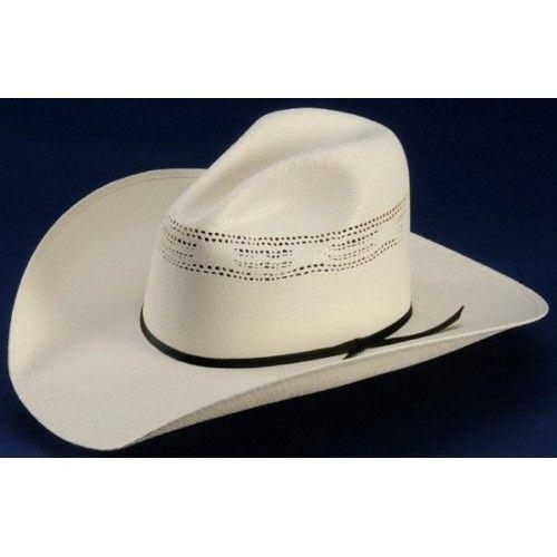 Atwood Hat Company Gus 5 1 2 Crown And 4 Brim Bangora Straw Cowboy Hat Cowboy Hats Straw Cowboy Hat Mens Cowboy Hats