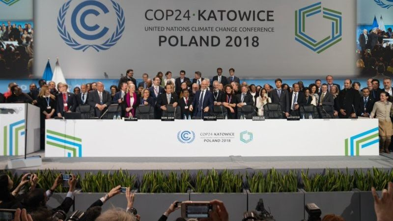 Nations agree rule book on Paris Climate treaty (With