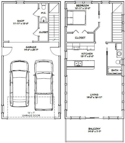 Excellent Floor Plans Garage Apartment Floor Plans Apartment