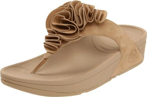 d7338aedca21  98.41- 100.00 FitFlop Women s Frou Thong Sandal