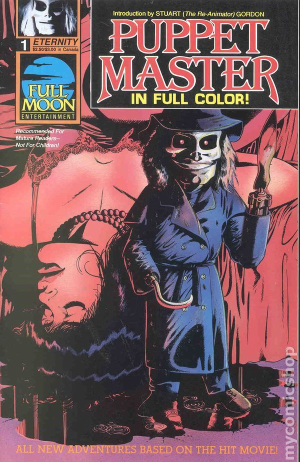 Puppet Master (1990) 1