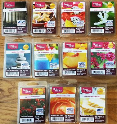 Better homes gardens scented wax melts review early spring 2016 walmart wax http www for Better homes and gardens wax melts