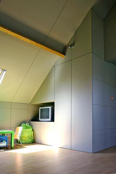 Yves deneyer menuiserie bois rangement placard Placard integre chambre
