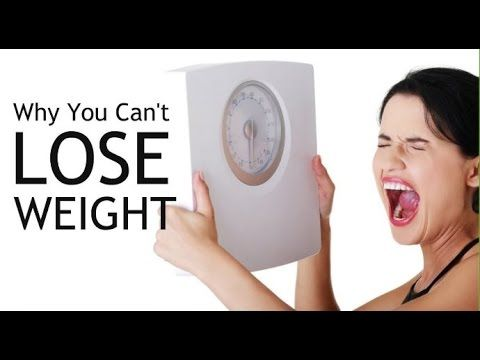 Choose to Lose: Why Can't I Lose Weight