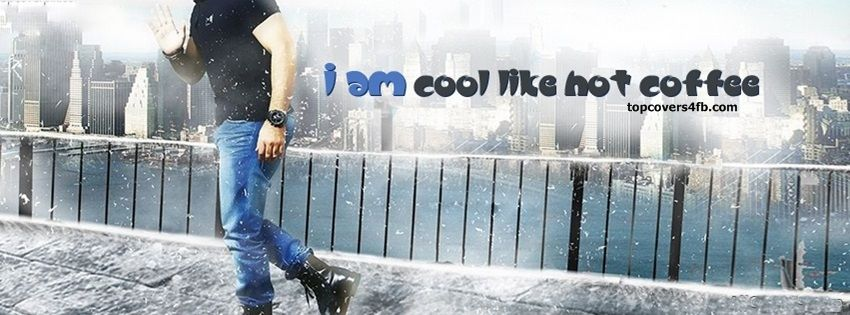 Cool boy photo for facebook profile