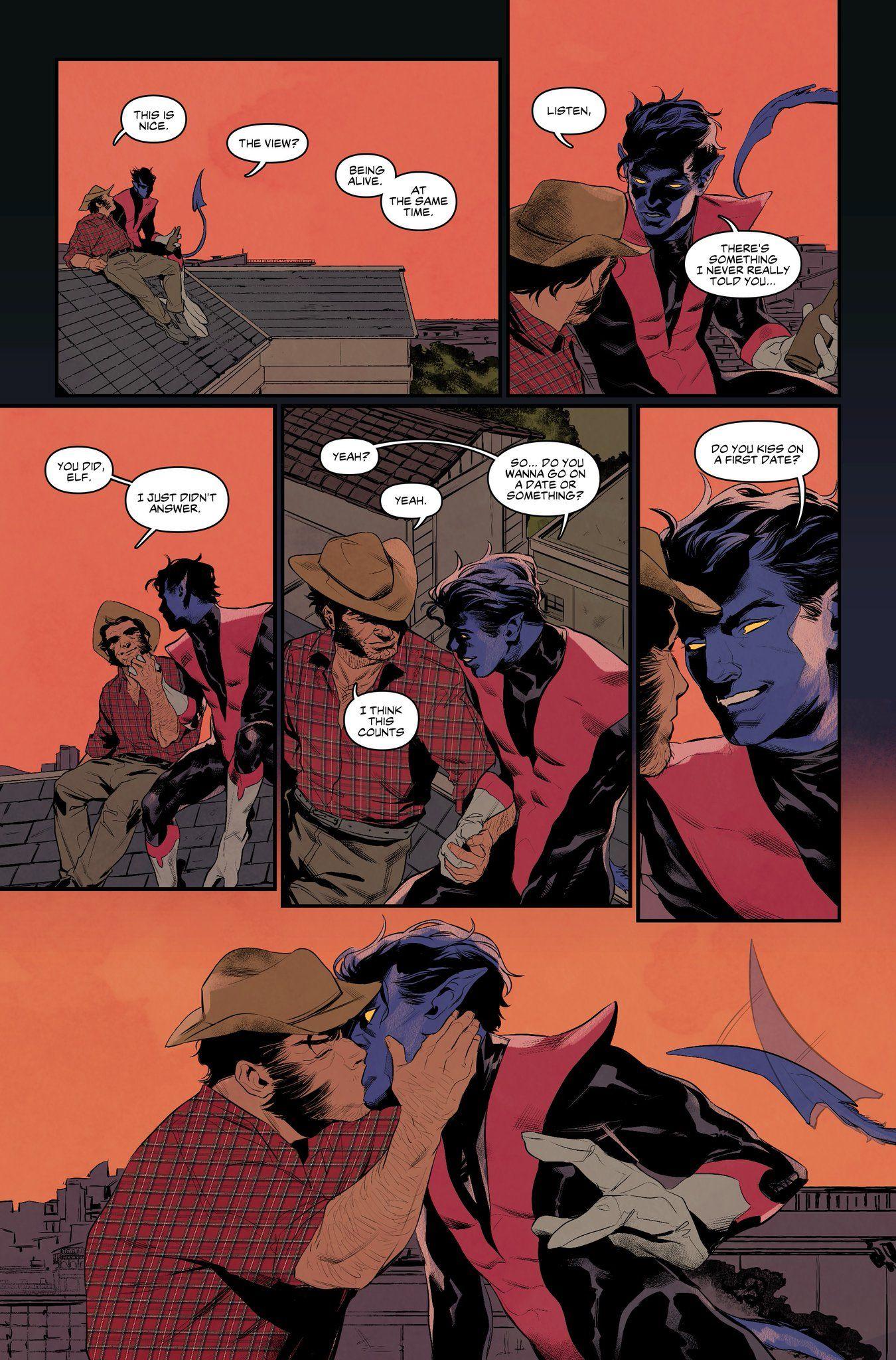41++ Wolverine nightcrawler information