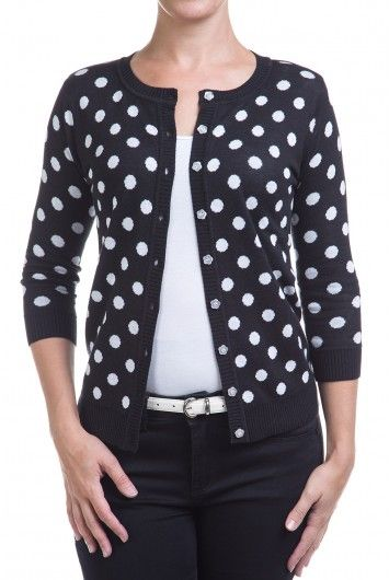 Type 4 Spot It Cardigan  - $33.97