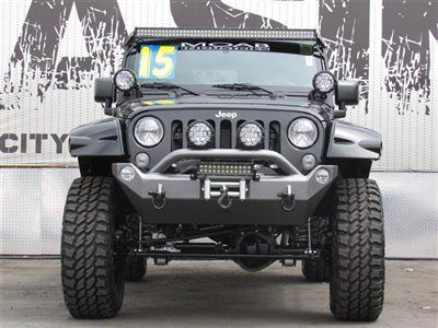 2015 Jeep Wrangler Unlimited Moab Industries Custom Rubicon Click To See Full Size P Jeep Wrangler Unlimited 2015 Jeep Wrangler Unlimited Wrangler Unlimited