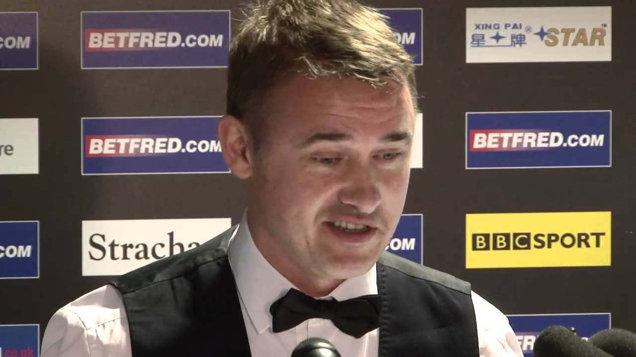 Stephen Hendry announces retirement at Betfred World Snooker Championships