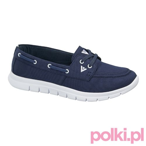 Granatowe Trampki Deichmann Wiosna 2014 Shoes Spring Summer Spring Shoes Boat Shoes