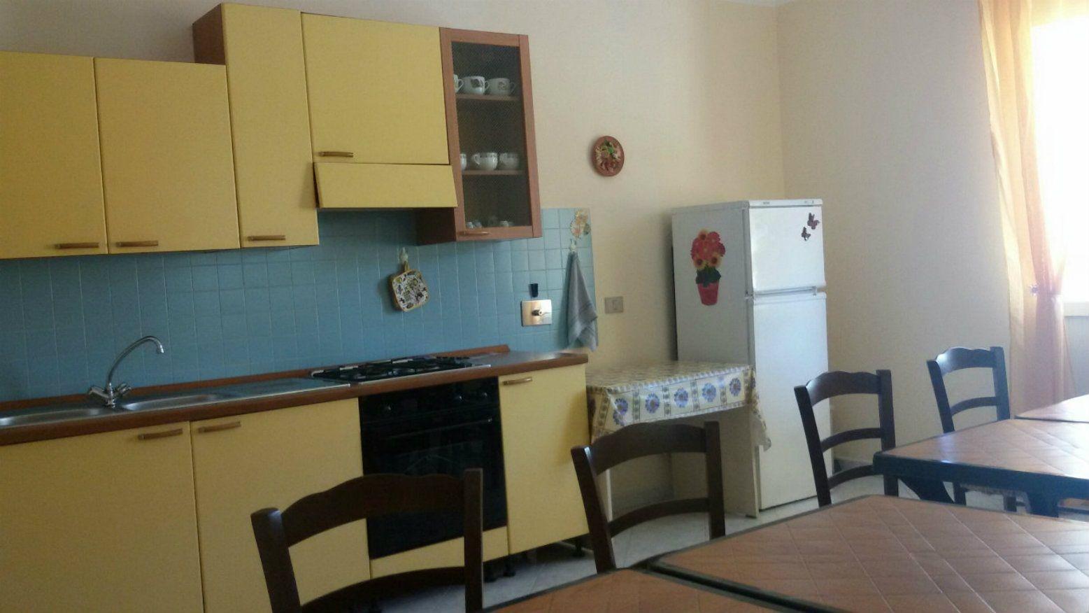 Sala colazioni b&b Alla Stazione