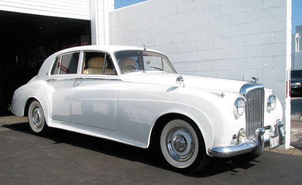 Vintage Cars Rent Bentley Limousine Bentley Limousine
