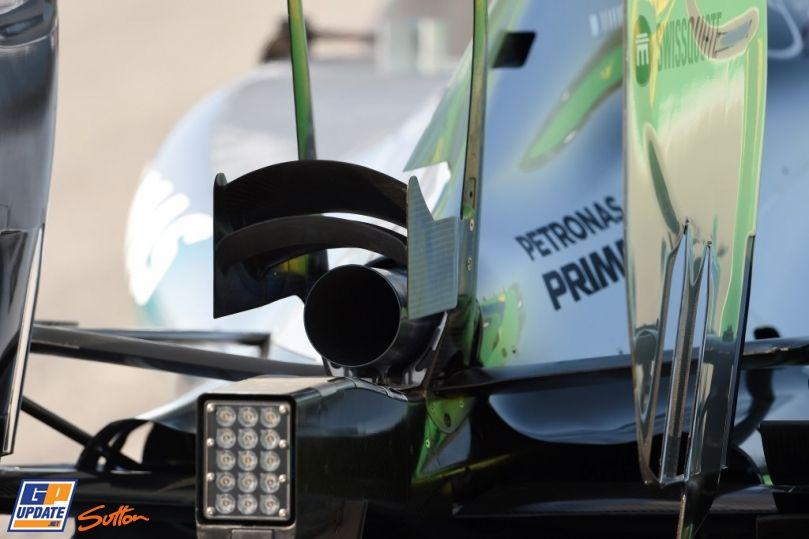 Formule 1 Grand Prix van Spanje 2014, Formule 1