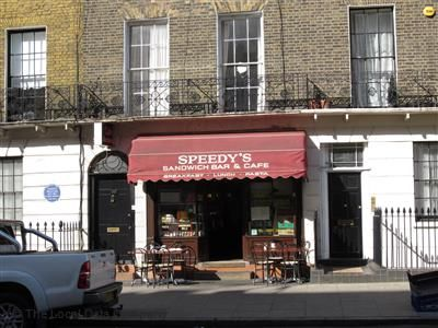 48+ Speedys cafe information