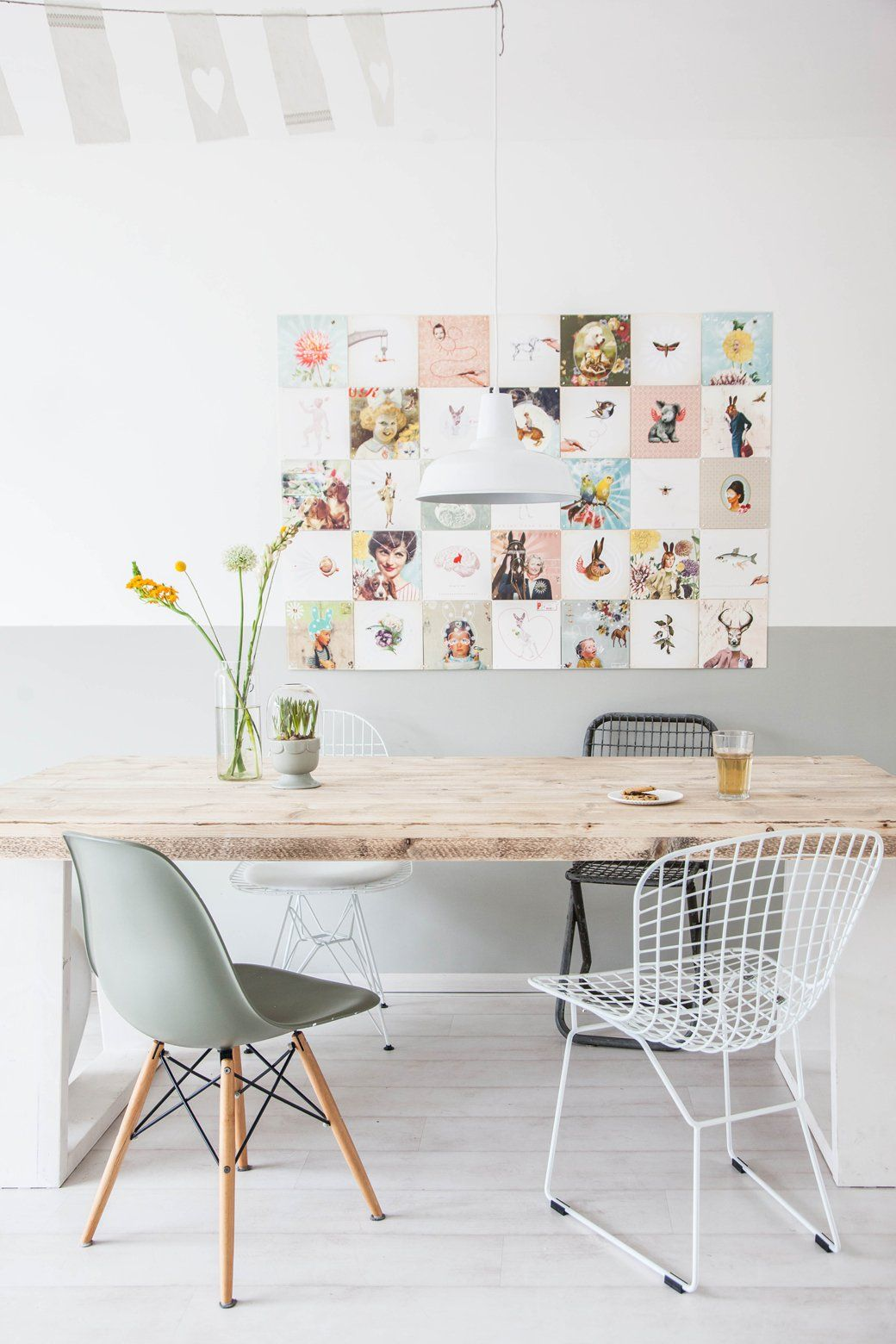 Home Tour: Whimsical Pastels + Family | Pastel interior, Pastels and ...