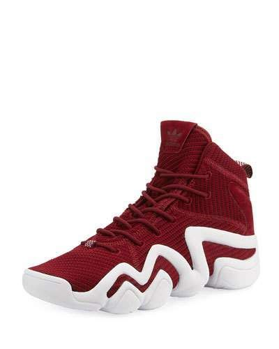 size 40 890c5 64139 adidas Mens Crazy 8 Primeknit® ADV Sneaker, Red. Find this Pin and ...