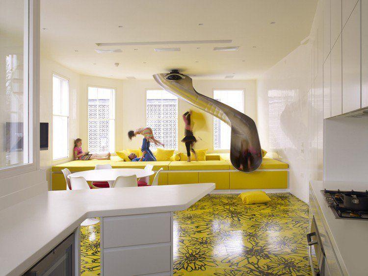 toboggan pour escalier top escaier toboggan intrieur cabane originale maison design interieur. Black Bedroom Furniture Sets. Home Design Ideas
