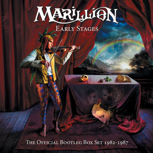 Marillion Quot Cinderella Search Live At The Hammersmith