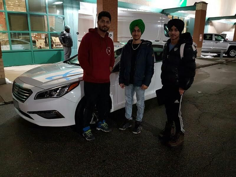Congratulations To Mr Singh With His Purchase Of A 2016 Hyundai