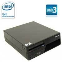 Calculatoare second hand ThinkCentre M58p Core 2 Quad Q6600