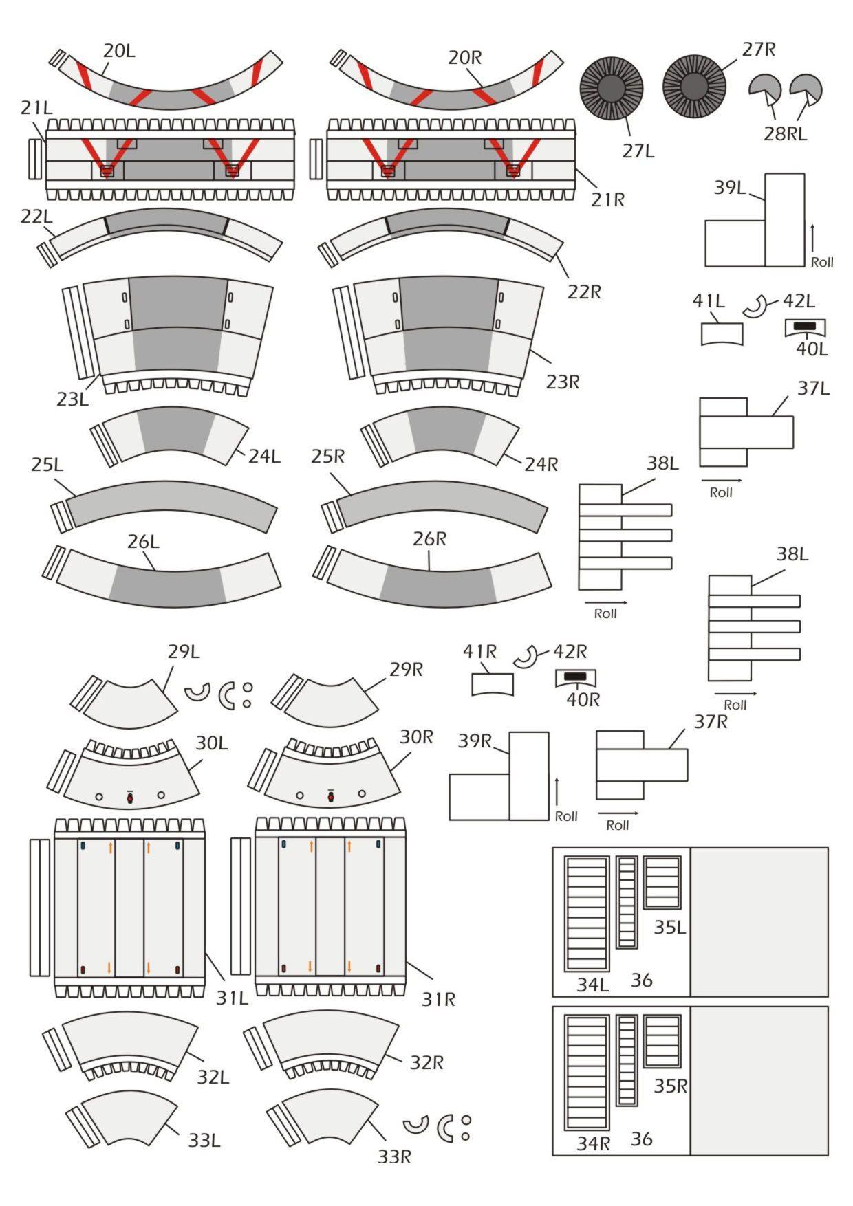 Boac Vc10 Paper Model Airigami T Paper Models