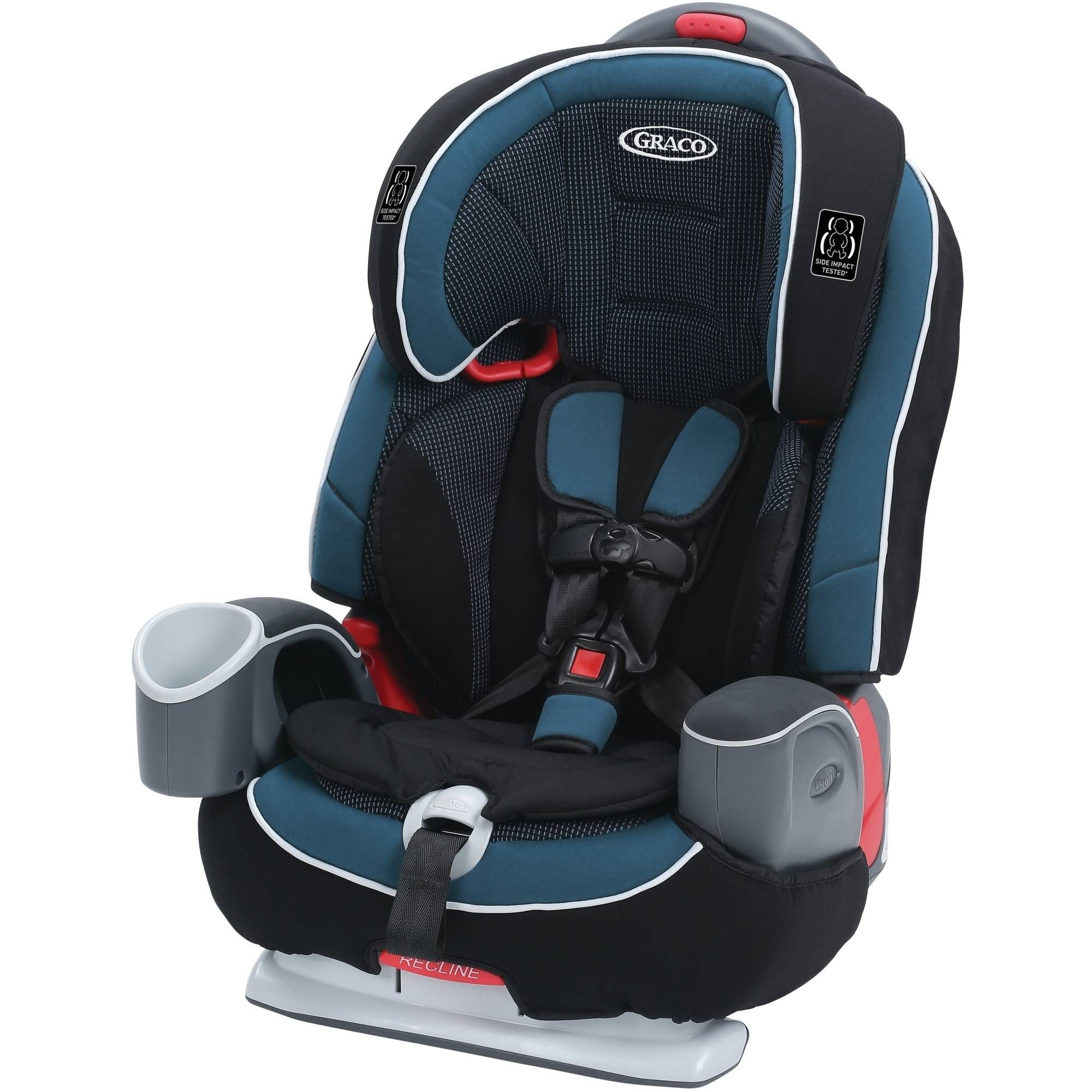 Graco Nautilus 65 LX 3in1 Convertible Harness Booster