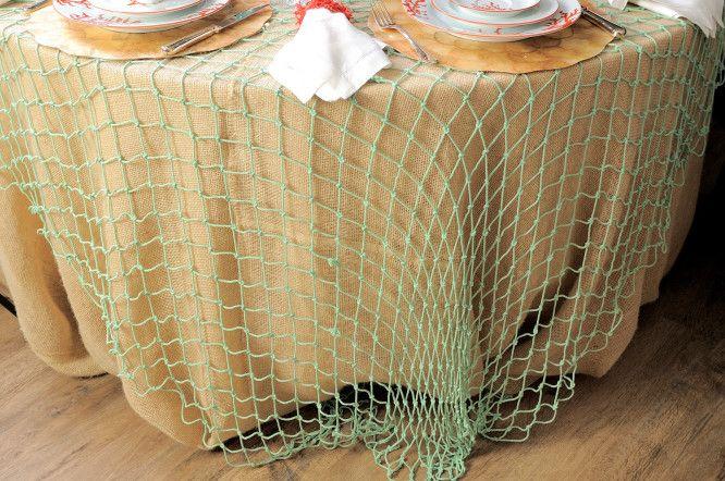 Pin De Liz Ramirez Ramirez Em Coisinhas Lindas Decoração Festas Festa De Pesca Festa Da Sereia Redes De Pesca