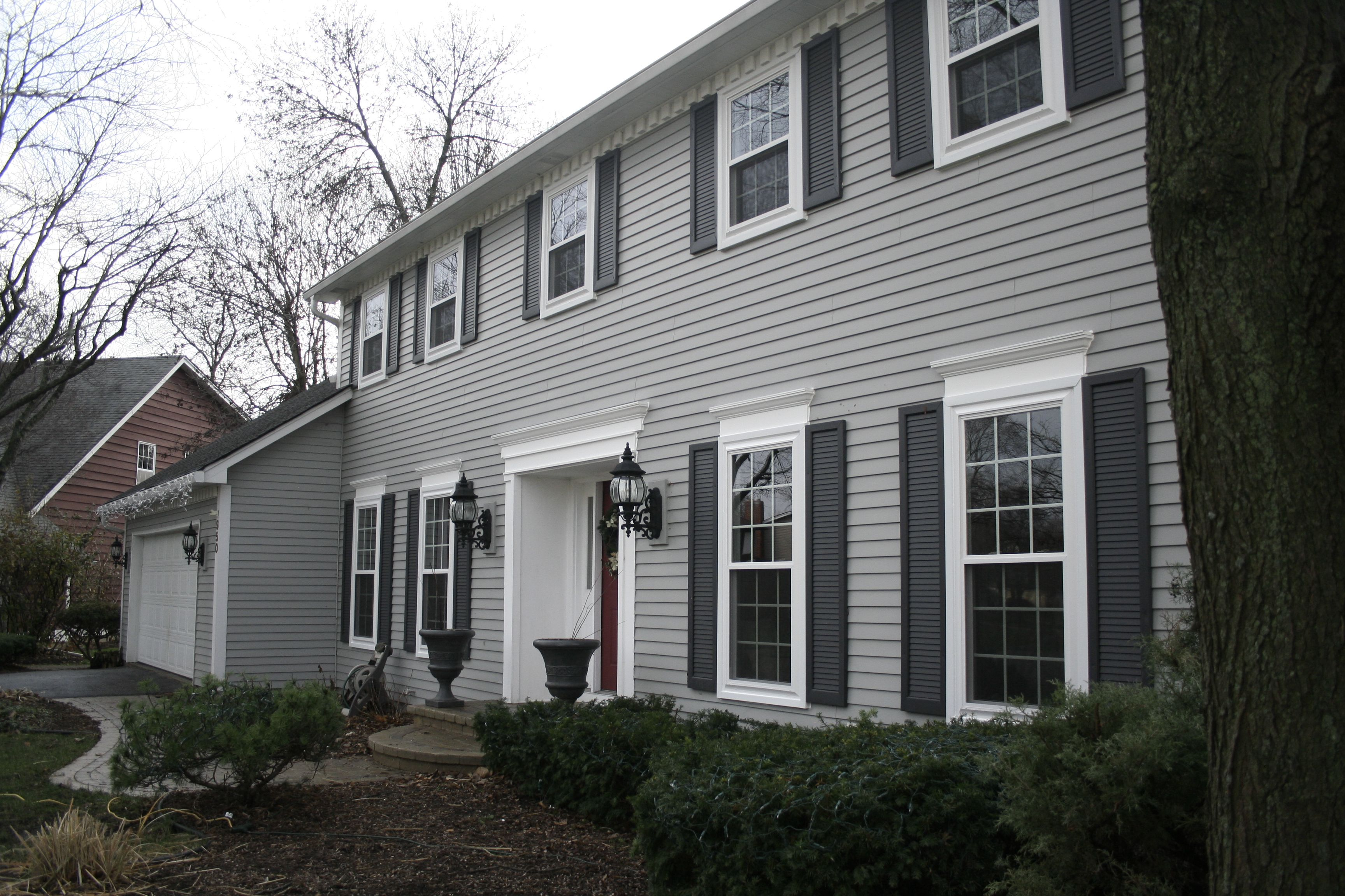 Alside Vinyl Siding Exterior Colors Vinyl Siding