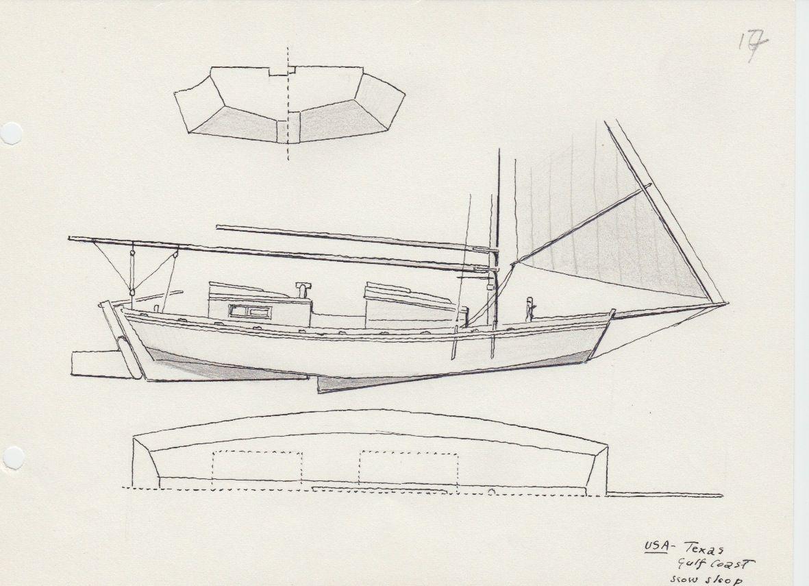 Wooden Boat Deck Design