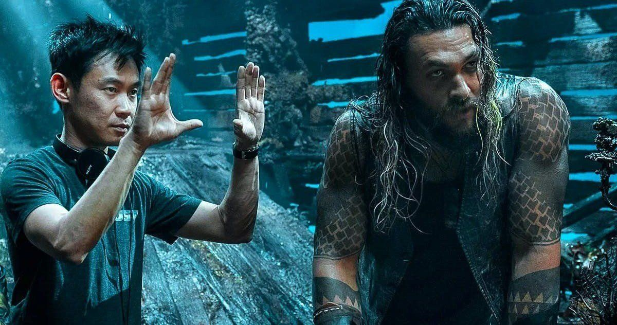 James wan calls for peace amongst aquaman fans and haters